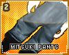 !T Mitsuki pants v2