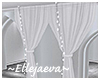 Lovely White Drapes