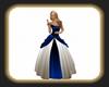 Caz Cinders Gown blue