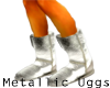  UN -Metallic Ugg Boots