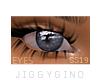 Unisex Eyes Blue