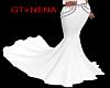 ~GT~ White long skirt
