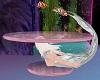 Mermaid table sea world