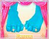*! Blue Furry Feet