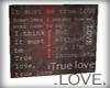 .LOVE. TrueLove