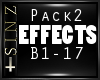 l EFFECTS PACK 2 l
