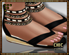 💄Nazra Boho Sandals