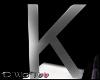 D- K Letter