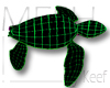 Small Sea Turtle MESH
