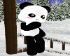 Cute Panda Costume