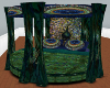 Peacock Bed