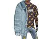 [NR]Layerable Jacket Den