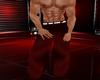 Valentine Red Pants