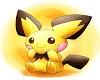 Pichu Pokemon Pet