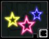 ` Neon Sign Stars