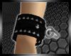 Studded Slave Cuffs