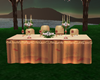 Wedding Garden Headboard