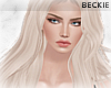 Stana Platinum Blonde