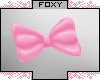 M/F Pink Neck Bow