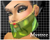 (M) Green Veil