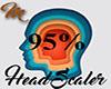 [M[ Head Scaler 95% M/F