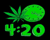 4:20 Time Clock
