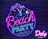 Neon BeachParty