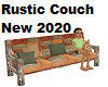Rustic Couch New 2020