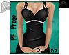 *B* PF Prego Black Dress