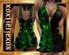[L] TOXIC Skulls Dress F