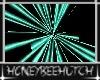HBH Laser Show Teal