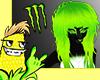 Green Monster ED Hair v2
