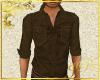 *JR Western Shirt Brown