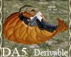 (A) Leaf D