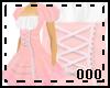 [OOO]PinkEllaDress