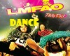LMFAO Dance blue spots