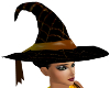 Halloween Sorceress Hat