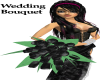 AC*Black Wedding Bouquet