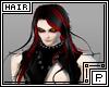 *P Zoila Red&Black