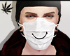 Smiling mask for guys