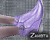 Lilac Boots