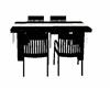 Black&White Table