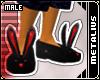 Black/Red BunnySlip.