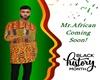 *Mr. African Shirt*