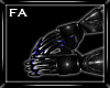(FA)Armor Gloves Blue