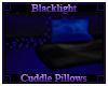Blacklight Cuddle Pillow