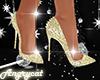 Gold Heel