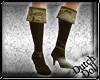DD Steampunk Pirate Boot