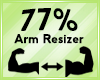 Arm Scaler 77%