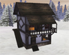 Old fashion chalet